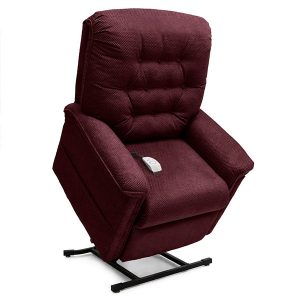 Burgundy Lift Chair
