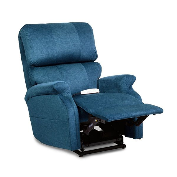Blue Lift Chair